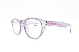 แว่นสายตายาวกรองแสงฟ้ารุ่นRP91ดำใส+1.50