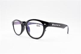 แว่นสายตายาวกรองแสงฟ้ารุ่นRP91ดำ+2.50