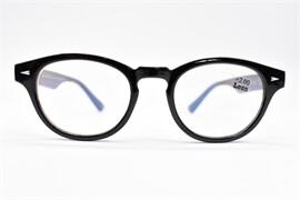 แว่นสายตายาวกรองแสงฟ้ารุ่นRP91ดำ+2.00