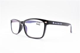 แว่นสายตายาวกรองแสงฟ้ารุ่นRP95ดำ+3.00
