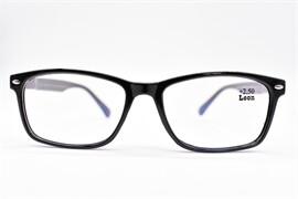 แว่นสายตายาวกรองแสงฟ้ารุ่นRP95ดำ+2.50