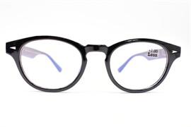 แว่นสายตายาวกรองแสงฟ้ารุ่นRP91ดำ+1.00