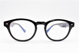 แว่นสายตายาวกรองแสงฟ้ารุ่นRP91ดำ+3.00