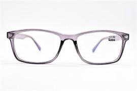 แว่นสายตายาวกรองแสงฟ้ารุ่นRP95ดำใส +2.50