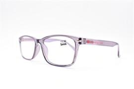 แว่นสายตายาวกรองแสงฟ้ารุ่นRP95ดำใส +1.50