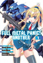 FULL METAL PANIC! ANOTHER เล่ม 1