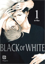 BLACK OR WHITE เล่ม 1 (Mg)