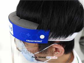 Face shield PG-30 Anti - fog