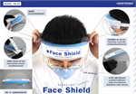 Face shield RG 30