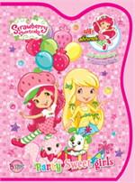 STRAWBERRY SHORTCAKE PARTY SWEET GIRLS