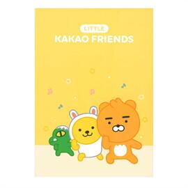 สมุดริมด้าย KAKAO FRIENDS B5 ลาย Ryan Muzi Con