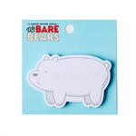 กระดาษโน้ต WBB ลาย Ice bear