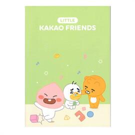 สมุดริมด้าย KAKAO FRIENDS B5 ลาย Ryan Apeach Tube