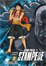 วัน พีซ ONE PIECE เดอะมูฟวี่ STAMPEDE ANIME COMICE เล่ม 2 (เล่มจบ)